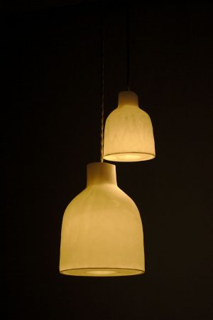 Bone China Hanglamp